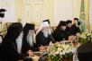 Встреча Предстоятелей Русской и Сербской Православных Церквей