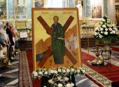 В.Р. Легойда: Поклонение Андреевскому кресту будет организовано с заботой о слабых