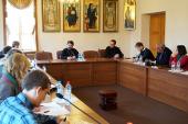 Председатель ОВЦС принял делегацию немецких журналистов