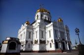 В Храме Христа Спасителя прошел прием по случаю празднования 1025-летия Крещения Руси
