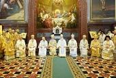 Заявление Глав и представителей Поместных Православных Церквей, собравшихся по случаю празднования 1025-летия Крещения Руси