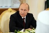 Приветствие Президента России В.В. Путина участникам торжественного концерта, посвященного 1025-летию Крещения Руси