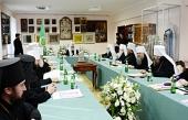 ЖУРНАЛЫ заседания Священного Синода от 27 июля 2013 года