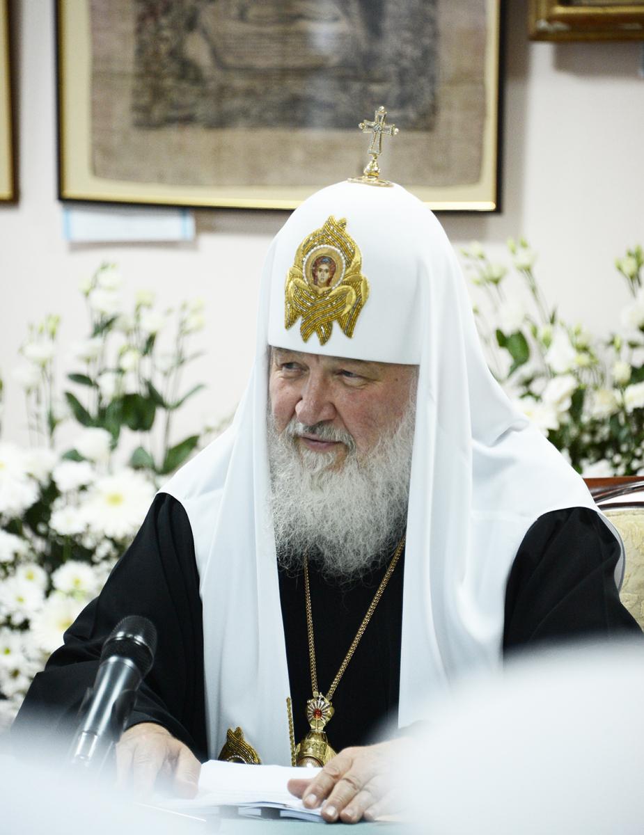 Заседание Священного Синода Русской Православной Церкви от 27 июля 2013 года