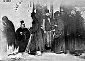 Явление Светописанного образа Божией Матери в Свято-Пантелеимоновом монастыре на Афоне