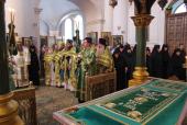В Дивеево начались торжества, приуроченные к 110-летию прославления преподобного Серафима Саровского