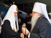 В Минск прибыли Предстоятели и представители Поместных Православных Церквей, участвующие в праздновании 1025-летия Крещения Руси