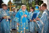В Юрмале заложен храм в честь Казанской иконы Божией Матери