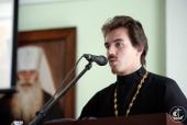 Заведующий аспирантурой СПбДА иерей Константин Костромин: Хотя мы пока не признаны государством, планку держим не хуже светских вузов