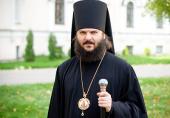 Интервью ректора Санкт-Петербургских духовных школ епископа Петергофского Амвросия представителям СМИ Германии