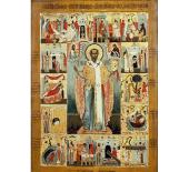 Русской Православной Церкви возвращен Зарайский образ святителя Николая