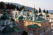 В Русском на Афоне монастыре отметили престольный праздник