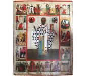 Митрополит Крутицкий Ювеналий возглавил торжества по случаю возвращения Русской Православной Церкви Зарайского образа святителя Николая