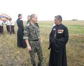 Иерей Андрей Шеломенцев: Главное для священника ВДВ — горение сердца