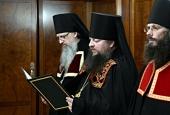 Слово архимандрита Митрофана (Серегина) при наречении во епископа Сердобского и Спасского
