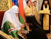 Слово архимандрита Гермогена (Серого) при наречении во епископа Мичуринского и Моршанского
