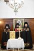 Наречение архимандрита Митрофана (Серегина) во епископа Сердобского, архимандрита Гермогена (Серого) во епископа Мичуринского и архимандрита Романа (Корнева) во епископа Рубцовского