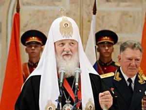 Слово Святейшего Патриарха Кирилла на встрече с ветеранами, посвященной 70-летию Курской битвы