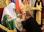 Слово архимандрита Романа (Корнева) при наречении во епископа Рубцовского, викария Барнаульской епархии