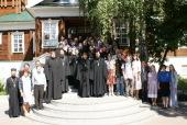 Состоялось собрание Совета молодежных организаций Московской епархии