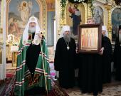Слово Святейшего Патриарха Кирилла в Вознесенском кафедральном соборе г. Новосибирска