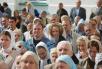 Патриаршее служение в Успенском соборе Московского Кремля в праздник Успения Пресвятой Богородицы