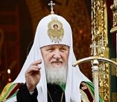 Проповедь Святейшего Патриарха Кирилла в Стефано-Махрищском монастыре
