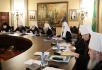 Заседание Высшего Церковного Совета 4 сентября 2013 года