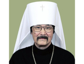 Патриаршее поздравление митрополиту Токийскому Даниилу с 75-летием со дня рождения