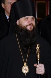 Варлаам, епископ Махачкалинский и Грозненский (Пономарев Владимир Георгиевич)