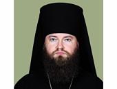 Патриаршее поздравление епископу Днепродзержинскому Владимиру с 40-летием со дня рождения
