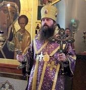 Силуан, епископ Колпашевский и Стрежевской (Вьюров Александр Анатольевич)