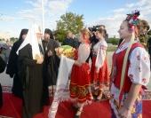 Предстоятель Русской Православной Церкви прибыл в Тираспольскую епархию