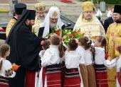 В.Р. Легойда: Патриарший визит в Православную Церковь Молдовы носит пастырский характер
