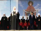 Святейший Патриарх Кирилл: Жителей Приднестровья крепко соединяет православная вера