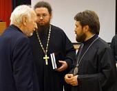 Митрополит Волоколамский Иларион рассказал студентам МИФИ о Новом Завете и первых веках христианства