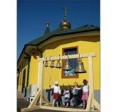 Ко дню памяти благоверного князя Александра Невского в храм при МГИМО принесена икона с частицей мощей святого