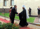 Митрополит Белгородский Иоанн награжден государственным орденом Украины «За заслуги»
