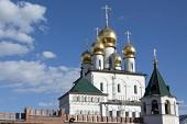 Храм Феодоровской иконы Божией Матери в память 300-летия Дома Романовых в Санкт-Петербурге