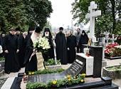 Завершился визит Святейшего Патриарха Кирилла в Санкт-Петербург