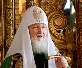 Слово Святейшего Патриарха Кирилла после освящения восстановленного подворья Оптиной пустыни в Петербурге