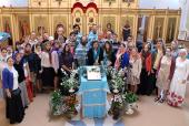 Более 40 студентов начали обучение по социальной образовательной программе в Свято-Тихоновском университете