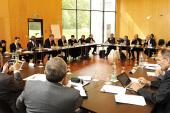 Председатель Отдела внешних церковных связей Московского Патриархата принял участие в консультации Всемирного совета церквей по Сирии