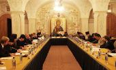 Состоялось первое заседание оргкомитета XXII Международных Рождественских чтений