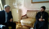 Председатель ОВЦС встретился с постоянным представителем России при ООН в Женеве