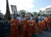 Визит Святейшего Патриарха Кирилла в Грецию. Посещение храма Панагия Сумела