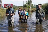 135 тысяч человек пострадали от наводнения на Дальнем Востоке