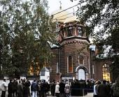 Храм святых первоверховных апостолов Петра и Павла г. Томска