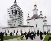 Богородице-Алексиевский мужской монастырь г. Томска