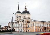Богоявленский кафедральный собор г. Томска